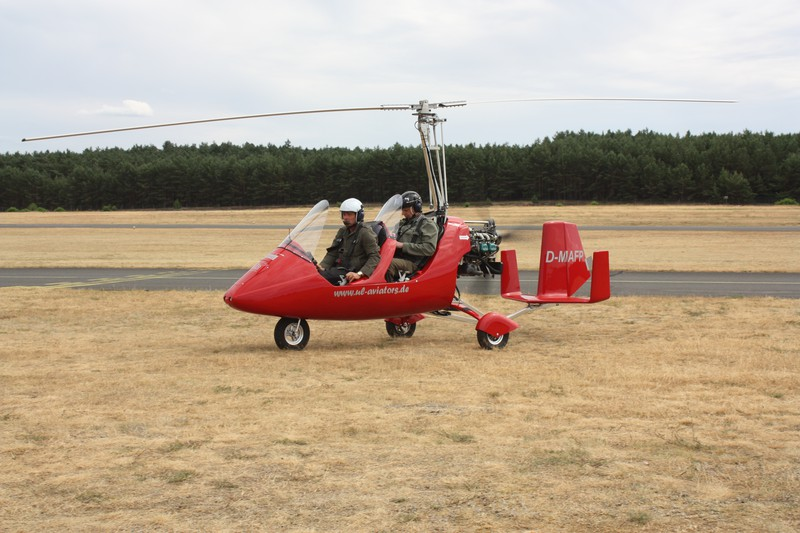 Gyrocopter HTC MT-03