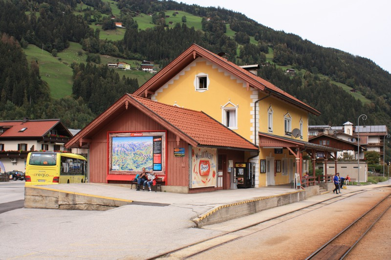 Station Zell am Ziller