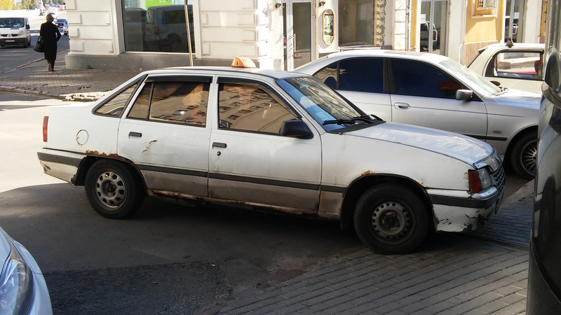 Taxi in Charkov