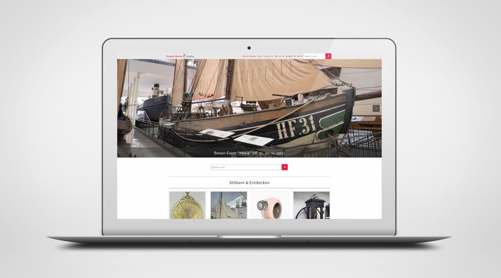 Deutsches Museum Digital Relaunch